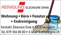 Reinigung Eleonore Erne
