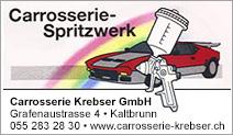 Carrosserie-Spritzwerk Krebser