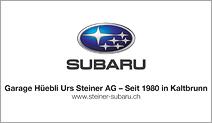Garage Hüebli Urs Steiner AG