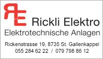 Rickli Elektro GmbH