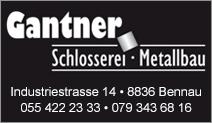 Gantner Schlosserei + Metallbau
