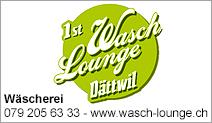 1st Wasch-Lounge