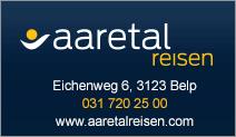 Aaretal Reisen AG