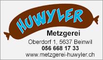 Metzgerei HUWYLER