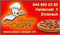 Pizza Kurier Casper