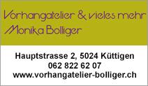 Vorhangatelier Monika Bolliger