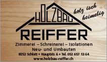 Holzbau Reiffer