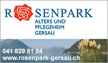 Alters- und Pflegeheim Rosenpark
