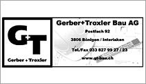 Gerber + Troxler Bau AG