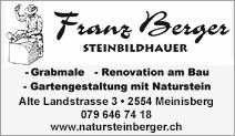 Franz Berger Steinbildhauer