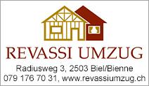Revassi Umzug & Reinigung