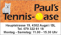 Paul`s Tennis-Oase