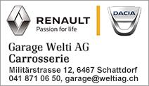 Garage Carrosserie Welti AG