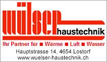 Wülser Lostorf AG