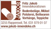 Fritz Jakob Innendekorationen
