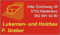Lukarnen- und Holzbau F. Greber