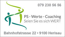 PS - Werte - Coaching