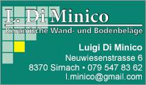 L. Di Minico Keramische Wand- und Bodenbeläge
