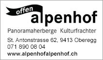 Panoramaherberge Alpenhof