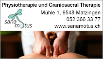 Physiotherapie sana motus GmbH