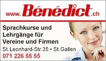 Benedict-Schule St. Gallen