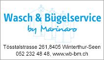 Wasch & Bügelservice by Marinaro