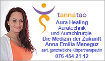 Aura Healing by TAnnaTAO