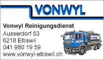 Vonwyl Reinigungsdienst AG