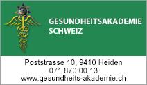 Gesundheitsakademie Schweiz