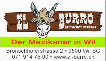 El Burro – Restaurante Mexicana