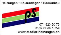 Stadler Heizungen GmbH