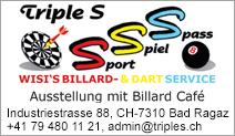 WISI'S BILLARD- & DART SERVICE
