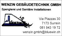 Wenzin Gebäudetechnik GmbH