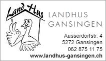 Restaurant Landhus