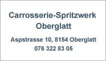 Carrosserie-Spritzwerk Oberglatt