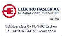 ELEKTRO HASLER AG