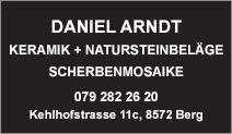 Daniel Arndt – Keramik und Natursteinbeläge, Scherbenmosaik