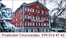 Posthotel Churwalden
