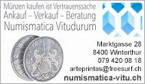 Numismatica Vitudurum
