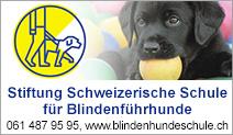 Stiftung Schweizerische Schule für Blindenführhunde