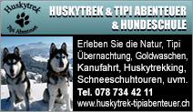 Husky Trekking & Tipi Abenteuer