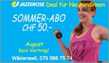 Jazzercise Center