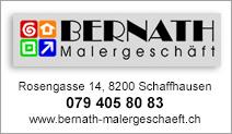 Bernath Malergeschäft