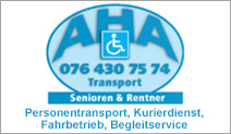 AHA RBK Transport
