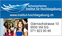 Schweizerisches Institut für Hochbegabung GmbH