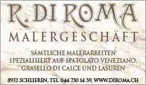 R. Di Roma Malergeschäft