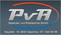 PvA Gebäude- und Rohrtechnik GmbH