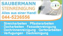 Saubermann Steinreinigung Sandro Reinhard