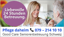 GOOD CARE Seniorenbetreung