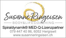 Susanne Ringeisen Body & Life Coaching